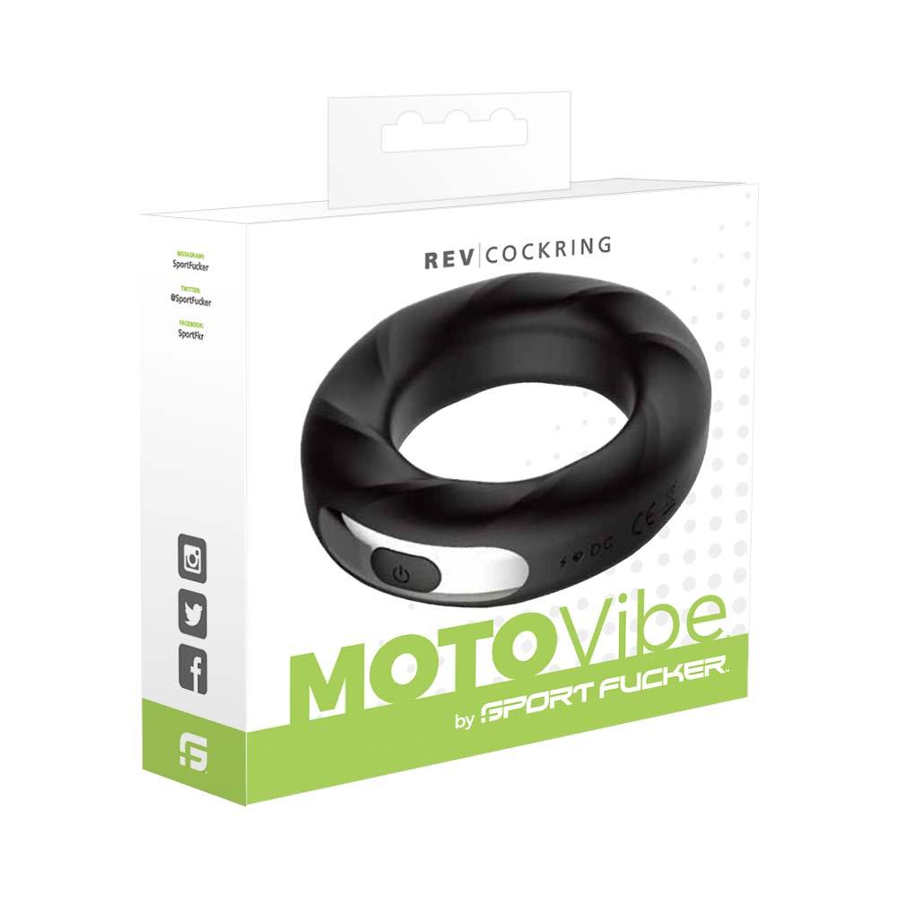 MOTOVibe Rev Cock Ring 48 mm.