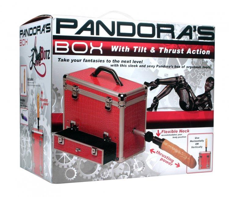 Pandora's Box Love Machine (Incl. 134565 EPC)