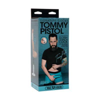 Tommy Pistol (7.5 Inch) - ULTRASKYN - Removable Vac-U-Lock S
