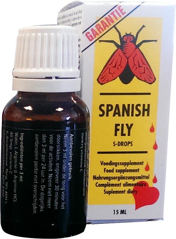 Spanish Fly Original 15 ml.